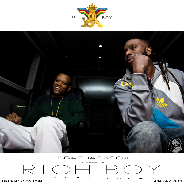Drae & Rich Boy 1 IG